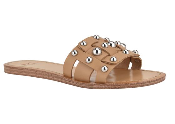 Pacca Sandal, Natural
