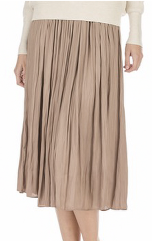 Bloomstick Skirt, Sand