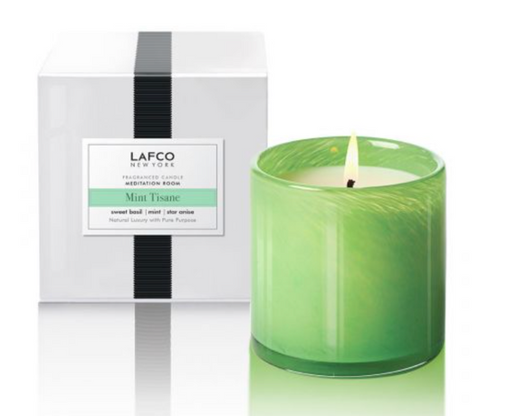 Mint Tisane 15oz Candle