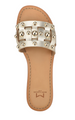 Pacca Sandal, Gold