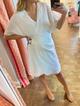 Louis Wrap Dress