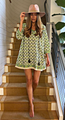 Cactus Cover Up Tunic