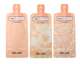 Refillable Travel Pouches 3pc - Blush