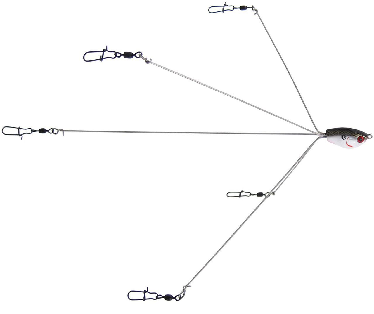 YUM Baits Ultralight Yumbrella Fishing Lure