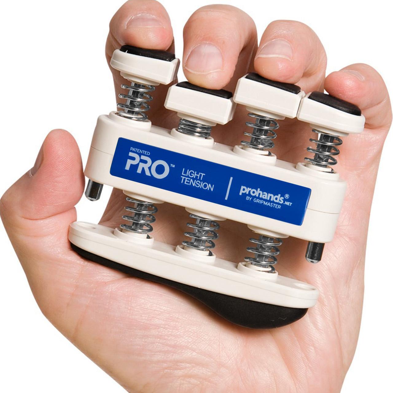 Light Blue Gripmaster Pro Hand Exerciser