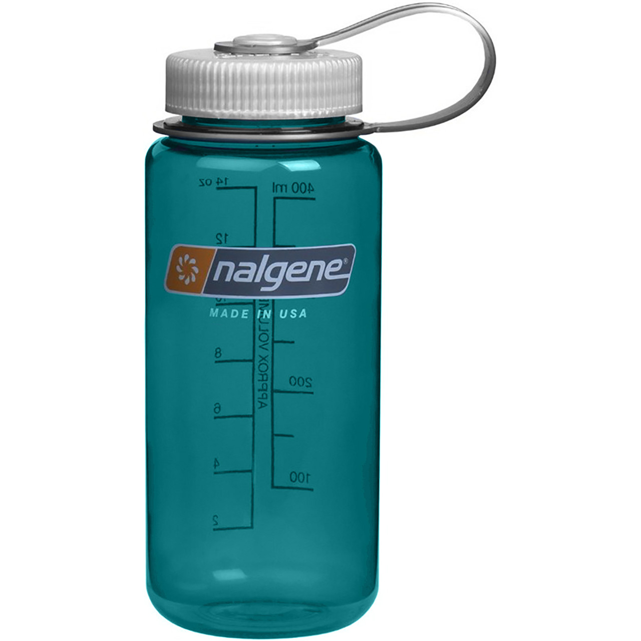 Nalgene Tritan Narrow Mouth 32 oz Water Bottle Trout Green