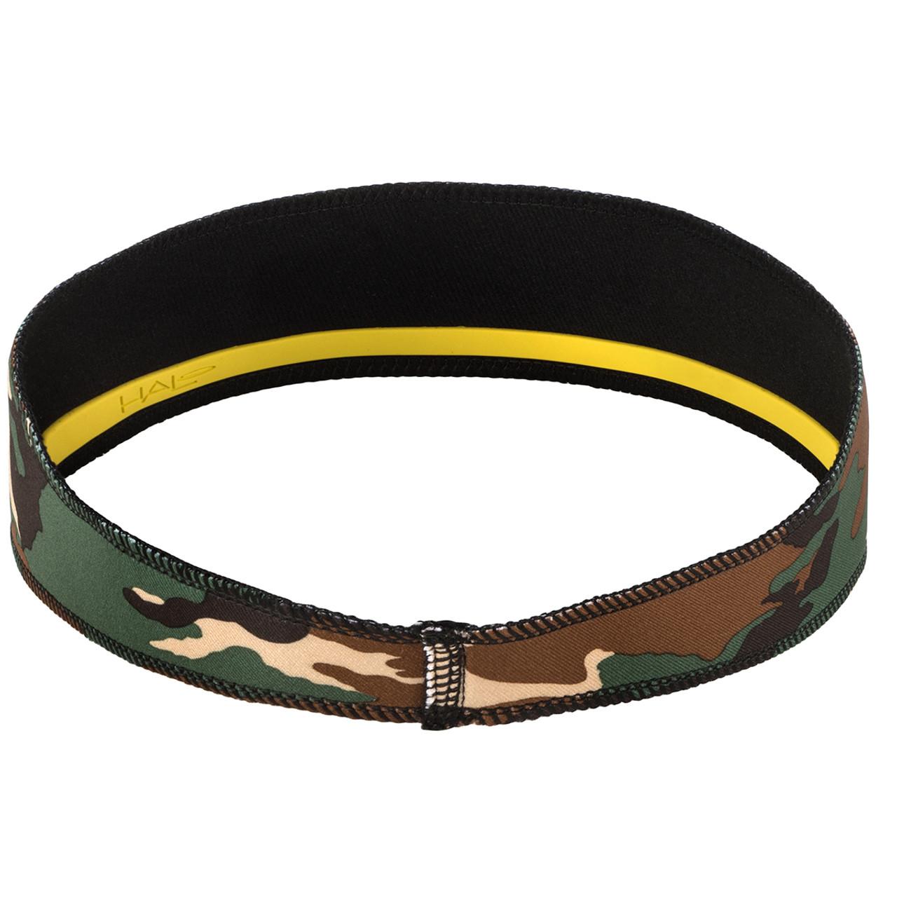 Halo Headband Pullover II Sweatband Camo Green