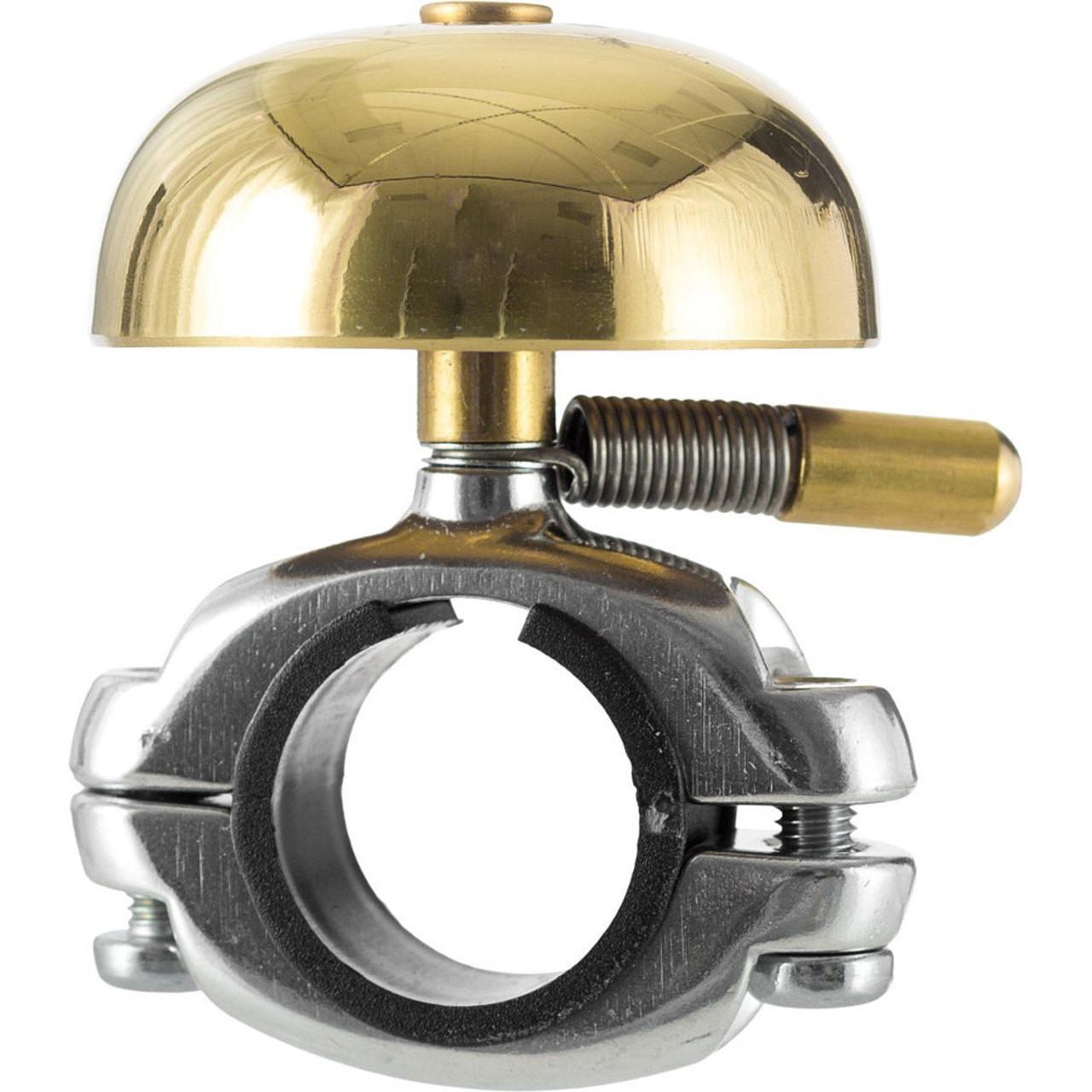 OH2200 Gold CatEye Yamabiko Brass Bicycle Bell