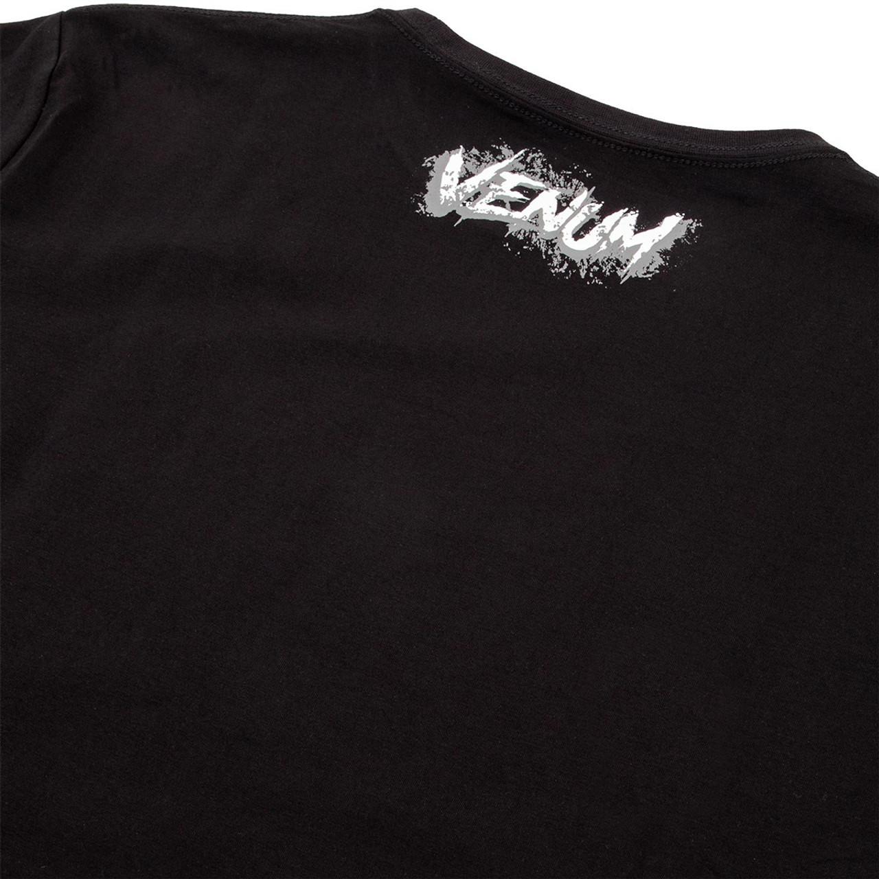 Black//White Venum Minotaur Crewneck T-Shirt