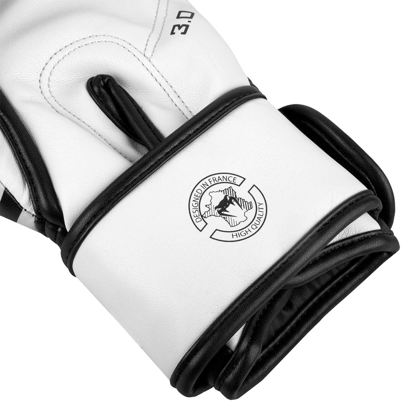 Black//White Venum Challenger 3.0 Training Boxing Gloves