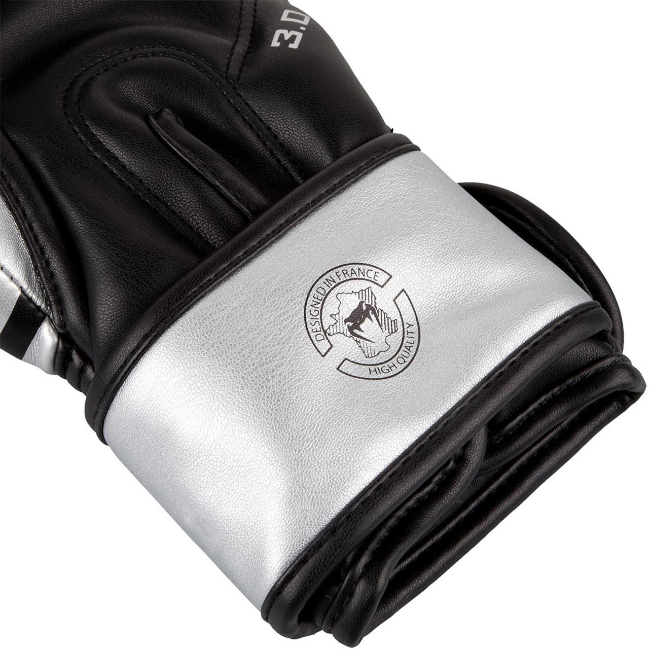 Venum Challenger 3 0 Training Boxing Gloves - Black/Silver