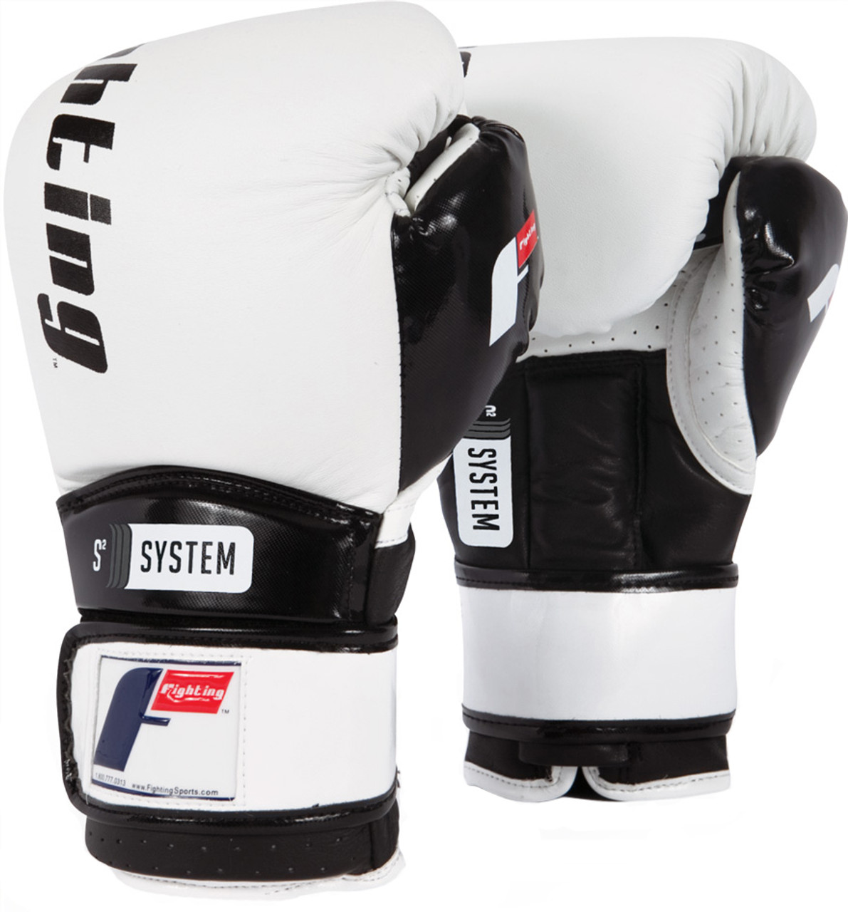 Fighting Sports S2 Gel Power Sparring Gloves