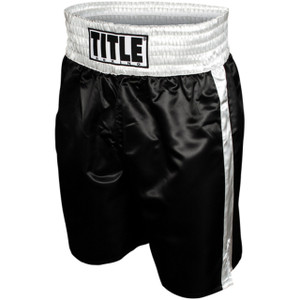 Boxing Competition Apparel