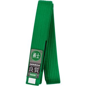 Hayabusa Youth Jiu-Jitsu Belt - Green