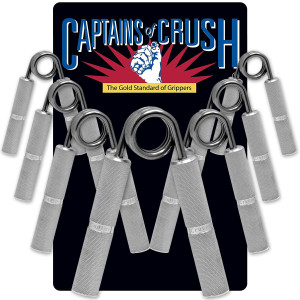 Captains of Crush Hand Grippers