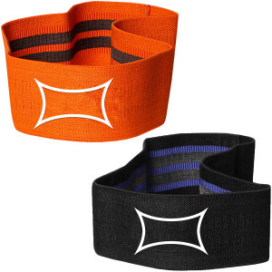 Sling Shot Grippy Hip Circle Resistance Band by Mark Bell
