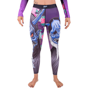 Tatami Ladies Weeping Hannya Grappling Spats