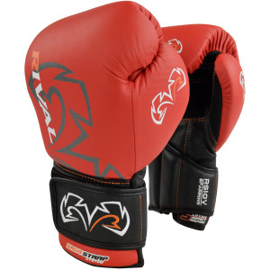 Rival Boxing Optima Sparring Gloves - Red