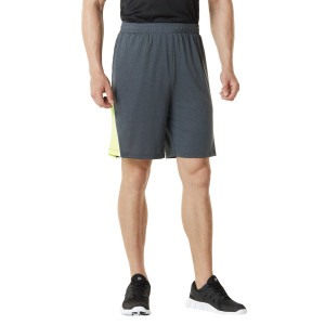 TSLA Tesla MBS03 HyperDri III Performance Active Training Shorts - Dark Gray