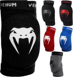 Venum Kontact Lightweight Cotton Protective Elbow Guards