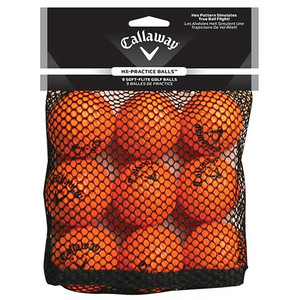 Callaway 9-Pack HX-Practice Golf Balls