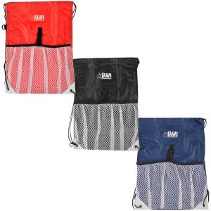 JAWS QuickPACK Drawstring Swim & Sport Gear Organizing Backpack