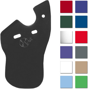Markwort C-Flap Jaw and Cheek Protection for Right Handed Batter