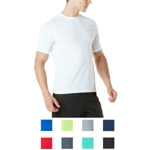 TSLA Tesla MTS04 HyperDri Short Sleeve Breathable Athletic T-Shirt