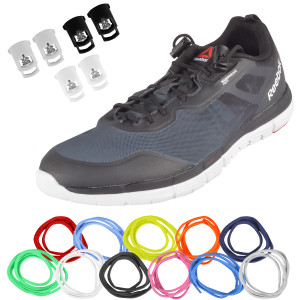 Speedlaces Race Runner Non Elastic Shoe Laces