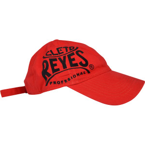 Cleto Reyes Boxing Hat - Red