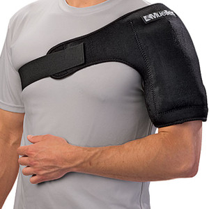 Mueller Reusable Cold-Hot Therapy Wrap - Large - Black