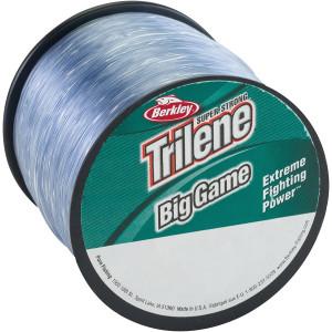 Berkley Trilene Big Game Steel Blue Fishing Line Spool - 12 lb test, 1175 yds