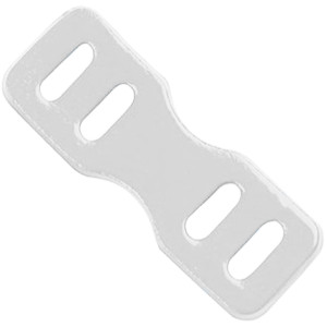 Cliff Keen Wrestling Chin Strap Pad - White