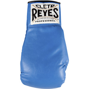 Cleto Reyes Standard Collectible Autograph Boxing Glove - Blue
