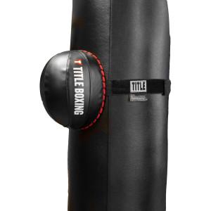 Title Boxing Heavy Bag Strike Foe - Black