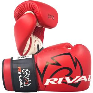 RIVAL Boxing RB2 Super Bag Gloves - Red