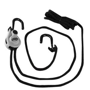 "Title Boxing Heavy Duty Adjustable Double End Bag Tie Down - 3/8"" - Black"