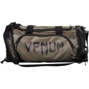 Venum Trainer Lite Sport Duffel Bag - Khaki/Black