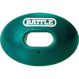 Battle Sports Science Oxygen Lip Protector Mouthguard - Green