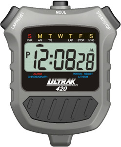 Ultrak 420 Cumulative Split Stopwatch Timer