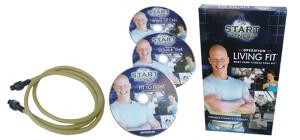 SPRI Start Fitness: Operation Living Fit (3 DVD Set) with Sgt. Ken Weichert