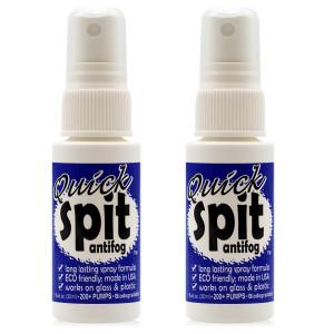 JAWS Quick Spit 1 oz. Anti-fog Spray 2-Pack