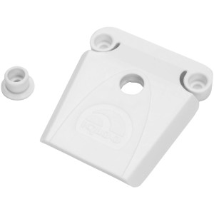 IGLOO Replacement Plastic Cooler Latch - White