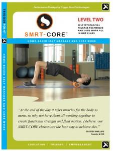 Trigger Point Performance SMRT-CORE - Level 2 Grid Roller Exercise DVD