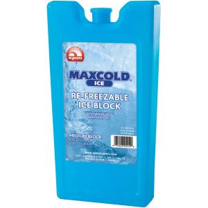 IGLOO MaxCold Medium Refreezable Ice Block - Blue