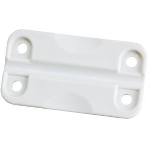 IGLOO Replacement Standard Plastic Cooler Hinges - White
