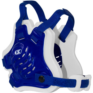 Cliff Keen F5 Tornado Wrestling Headgear - Royal Blue/White/Royal Blue