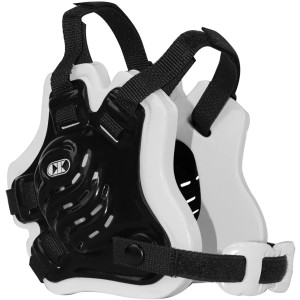 Cliff Keen F5 Tornado Wrestling Headgear - Black/White/Black