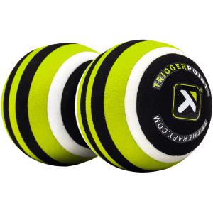 Trigger Point Performance MB2 Roller Neck and Back Massager - Black/Green/White