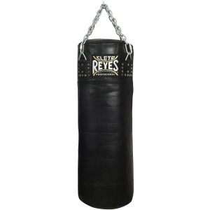 "Cleto Reyes Unfilled 36""X15"" Leather Heavy Punching Bag"